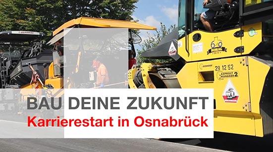 BAU DEINE ZUKUNFT – Karrierestart in Osnabrück