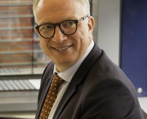 Frank Tischner als Präsidiumsmitglied des Landesverbandes der Kreishandwerkerschaften in NRW